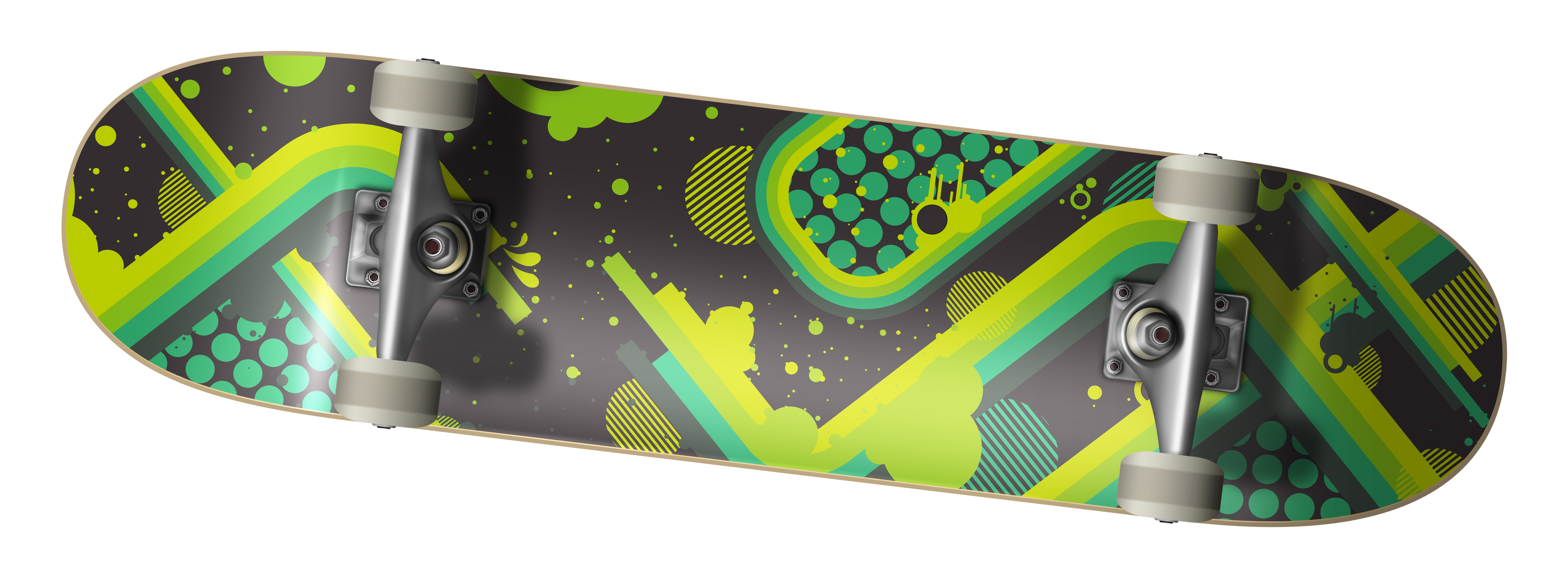 Materials Skateboard