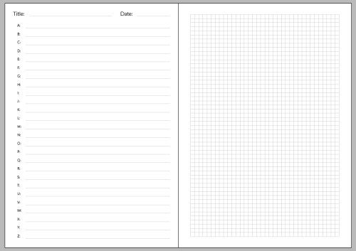 abc-list indesign screenshot